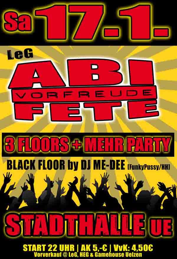 LEG-ABI-Vorfreude